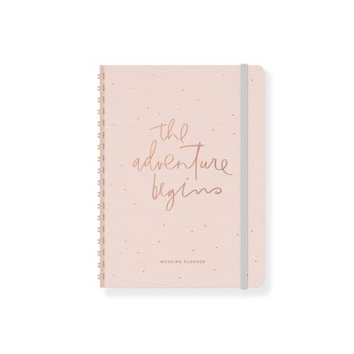 The Adventure Begins Wedding Planner