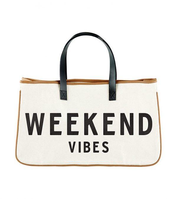 Weekend Vibes Tote