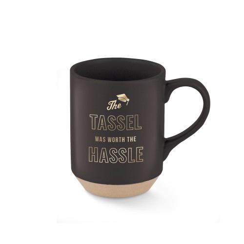 Worth the Hassle Stoneware Mug
